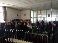 ŞEHİR PLANCILARI ODASI - 13 Farklı İlden Gelen Öğrenciler Beyşehir'de