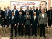 YUSUF KOÇAK - AK Parti 'De Dört İlçe Kongresi Daha Tamamlandı