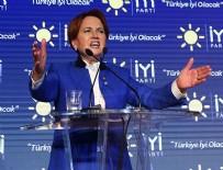 YENER YıLDıRıM - Akşener'in partisinde ilk kriz patlak verdi