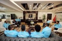 FUTBOL SAHASI - Ampute Milli Futbol Takımı'nın Yeni Evi, Yenimahalle