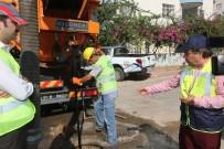 SU TAŞKINI - ASKİ Tedbir Aldı, Adana'da Su Baskını Yaşanmadı