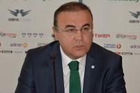 CÜNEYT ÇAKıR - Atiker Konyaspor, Cüneyt Çakır'dan Özür Bekliyor