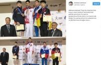 GÜNEY KıBRıS - Avrupa'yı Dize Getirdi, Şampiyonluğu Şehitlere Hediye Etti