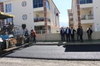 GÖREV SÜRESİ - Aziziye Belediyesi Kış Öncesi Çalışmalarına Hız Verdi