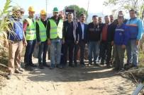 AHMET ÖZDEMIR - Bağarası'nın Kanalizasyon Sorunu Çözülüyor