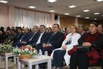 FEN EDEBİYAT FAKÜLTESİ - 'Başarının En Tepesine Hep Birlikte' Konferansı Düzenlendi