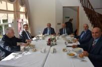 KADİR ALBAYRAK - Başkan Albayrak, Tekirdağ'ın Eski Belediye Başkanlarını Ağırladı