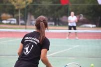 TENİS TURNUVASI - Büyükşehir'den Tenis Turnuvası