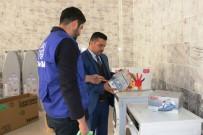 ÇAMAŞIR MAKİNESİ - Dar Gelirliler Ve Suriyeliler İçin Çamaşırhane Kuruluyor