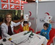 OSMAN KARAASLAN - Darüşşifa Koleji Velileri Ve Öğretmenlerinden, Türk Kızılayı'na Kan Bağışı