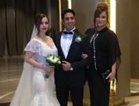 DENİZ SEKİ - Deniz Seki kardeşini evlendirdi