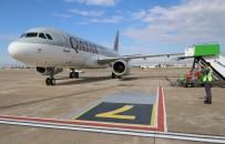 ADANA VALİSİ - Doha Ve Adana Uçak Seferleri Başladı