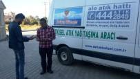 İŞBİRLİĞİ PROTOKOLÜ - Edremit'te Temiz Çevre İçin Atık Yağlar Toplanacak