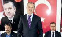 MEHMET ERDOĞAN - Erdoğan, Kahta İlçe Teşkilatıyla Bir Araya Geldi