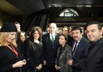 ORHAN GENCEBAY - Erdoğan Sanatçılarla Görüştü