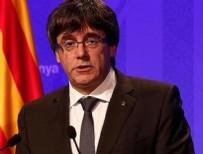KATALONYA - Eski Katalan lider Puigdemont'un şartlı tahliyesine karar verildi