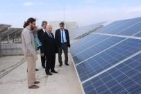 MUSTAFA TALHA GÖNÜLLÜ - Fakülte Binası Elektrik İhtiyacını Güneş Panelleriyle Sağlıyor
