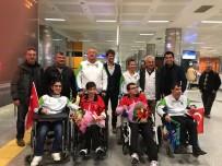 GAZİEMİR BELEDİYESİ - Gaziemir Belediyesi Sporcuları Boccia Milli Takımında