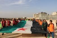 GÜVENLİ BÖLGE - Güvenli Bölge Halep'te Spor Etkinlikleri Yapıldı