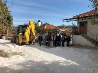 CENGIZ ERGÜN - Hacıosmanlar'a 11 Kilometrelik Altyapı Hizmeti
