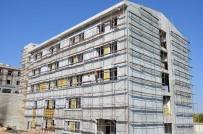 AMELİYATHANE - Hasan Çalık Devlet Hastanesi'nde İyileştirme Çalışmaları Sürüyor