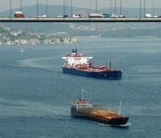 KARGO GEMİSİ - İstanbul Boğazından  Geçen Yıl 42 Bin 553 Gemi Geçti