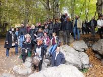 KURUGÖL - İzmit Belediyesi Çalışanları Yedigöller'de Stres Attı