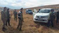 KORUMA EKİBİ - Kaçak Avcılara 5 Bin 500 Lira Para Cezası