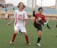 MUSTAFA KALAYCI - Kayseri U-15 Futbol Ligi A Grubu