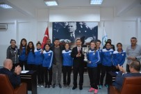 OTOBÜS TERMİNALİ - Kdz. Ereğli Belediyesi Meclisi 4. Oturumu Yaptı