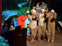KıRMıZı BAŞLıKLı KıZ - Kepez'den Çocuklara Müzikli Masal