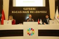 YARDIM TALEBİ - Kocasinan Belediyesi Kasım Ayı Meclis Toplantısı Gerçekleştirildi