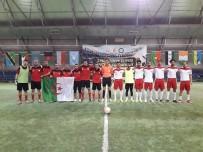 CEZAYIR - Kocasinan'ın Uluslararası Turnuvasında Yarı Final Heyecanı