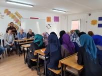 HARRAN ÜNIVERSITESI - Konteynerkentte Yabancı Öğrenci Sınavı Anlatıldı