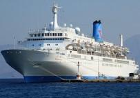 MALTA - Kuşadası'na Yıl İçinde 130 Gemiyle 119 Bin 84 Turist Giriş Yaptı