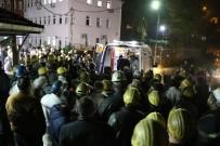 GIDA TAKVİYESİ - Madencilerin Eylemi 12 Saate Ulaştı
