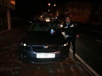 KALDIRIMLAR - Manavgat'ta Sürücülere Broşürlü Uyarı