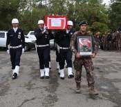 Mardin'de Kazada Hayatını Kaybeden Polis Memleketine Uğurlandı