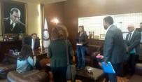 AYRIMCILIK - Mersin'de Avukatlardan Ajanda Tepkisi