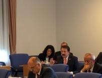 PLAN VE BÜTÇE KOMİSYONU - Milletvekili Aydemir'den Ulaştırmada 2023 Ufku Tarifi