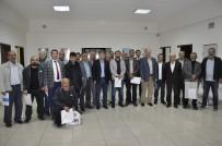 ÖMER ERDOĞAN - MMO Konya'da Bilirkişilik Eğitimleri Devam Ediyor