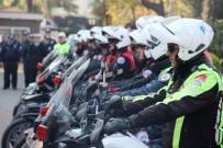 ÇANAKKALE VALİLİĞİ - Motosikletli Polis Timleri Göreve Başladı