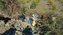 ATAKENT - Muğla'da Traktör Devrildi Açıklaması 1 Ölü