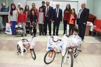 BESLENME DOSTU - Niksar'da Okuma Yarışmasının Ödülleri Verildi