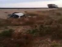 Nusaybin'de feci kaza: 1 polis hayatını kaybetti
