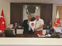 DOSTLUK KÖPRÜSÜ - Polonya Gazeteciler Birliği Başkanı  Antalya Gazeteciler Cemiyeti'ni (AGC) Ziyaret Etti