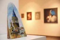 KÜÇÜKÇEKMECE BELEDİYESİ - Resimle 'Tanışma' Sergisi  SKSM'de Kapılarını Araladı