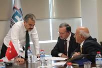 MUSTAFA YıLMAZ - Sanayiciler, Mevcut Ulusal Elektrik Tarifesi Uygulamasının Devam Etmesini İstiyor