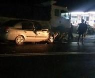 BALıKLıGÖL - Şanlıurfa'da Trafik Kazası Açıklaması 6 Yaralı
