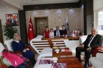 SEYRANI - Seyrani İlkokulundan Başkan Cabbar'a Ziyaret